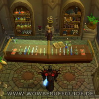 Alchemie-Shop in Dalaran