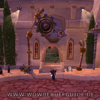 Ingenieurskunst Shop in Dalaran
