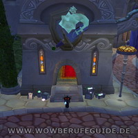 Verzauberer-Shop in Dalaran